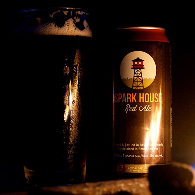 Lake of Bays / Spark House Red Ale