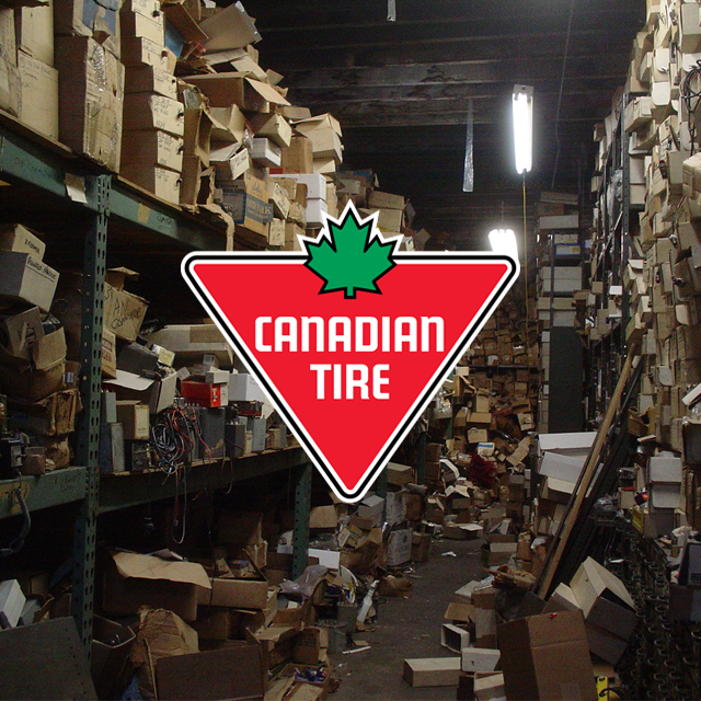 Canadian Tire / Radio Campaign