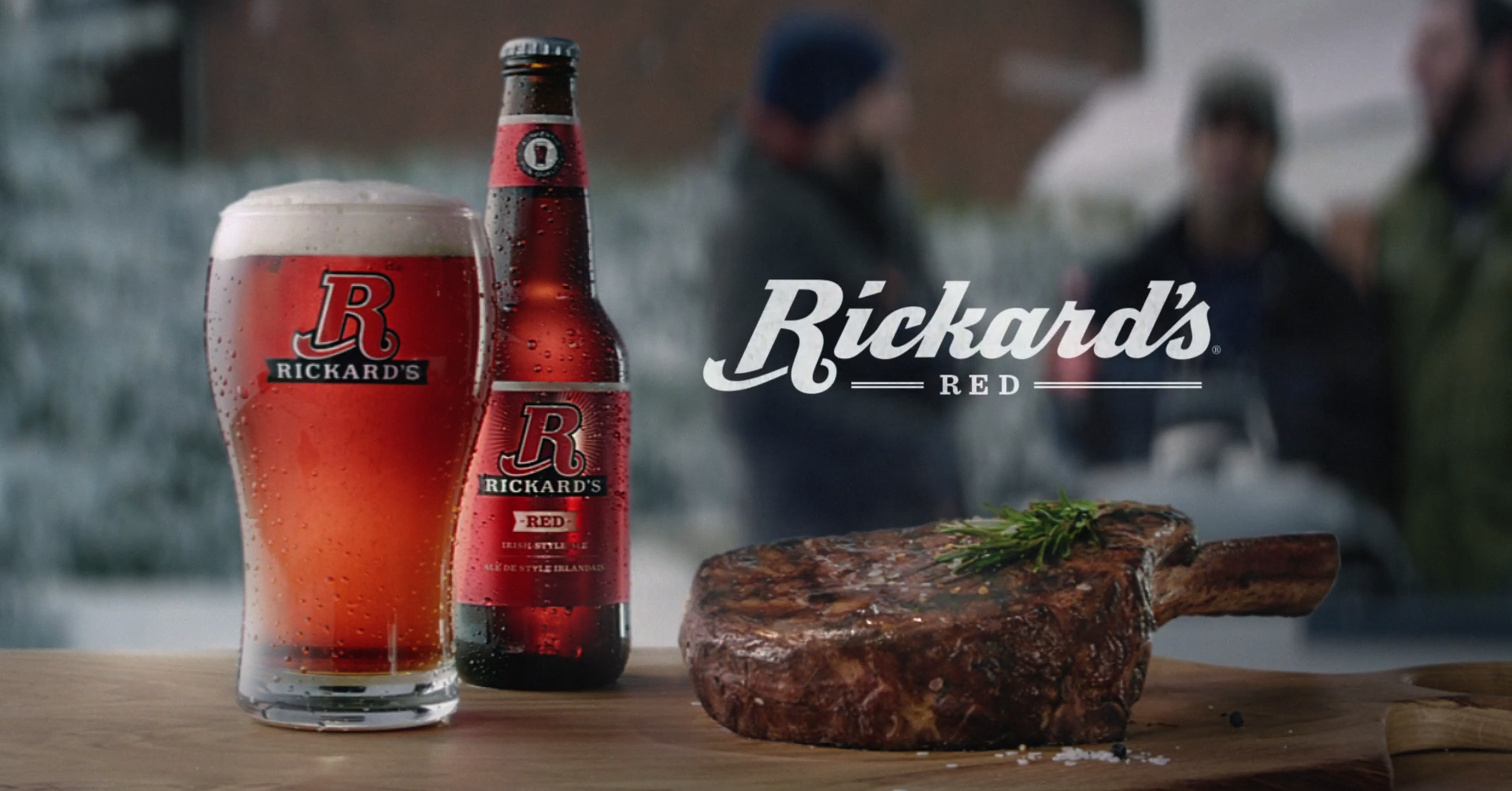 Rickards Red / The Grill