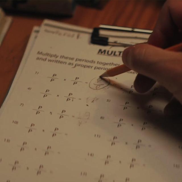 Period Purse / Homework