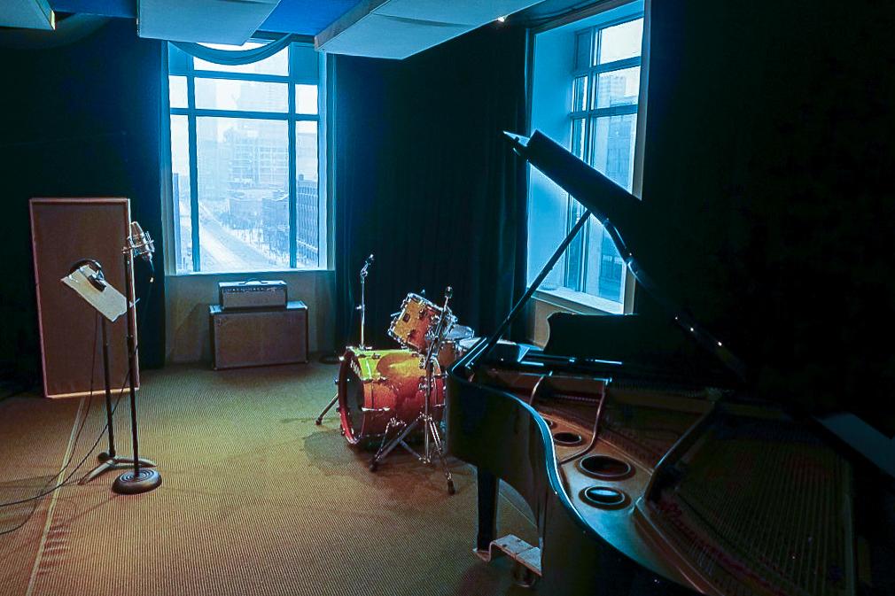 Studio One Floor