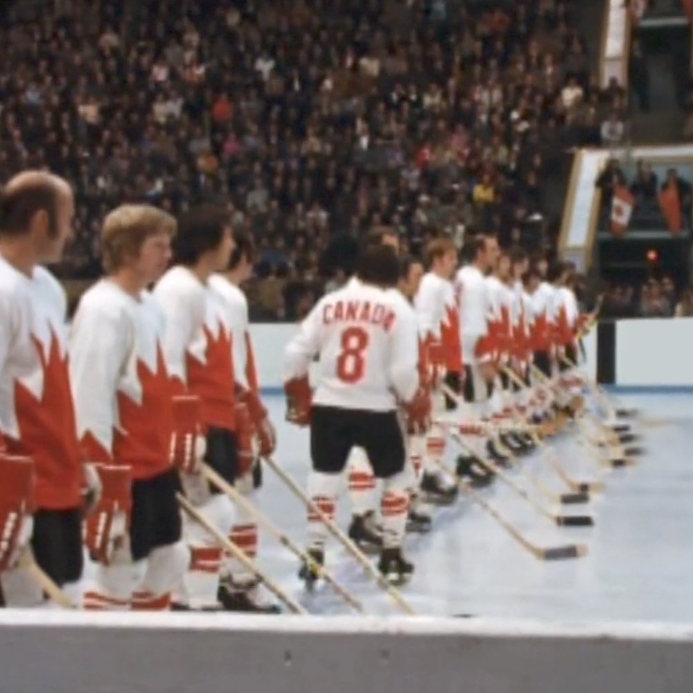 Hockey Hall Of Fame / 1972 Summit Series